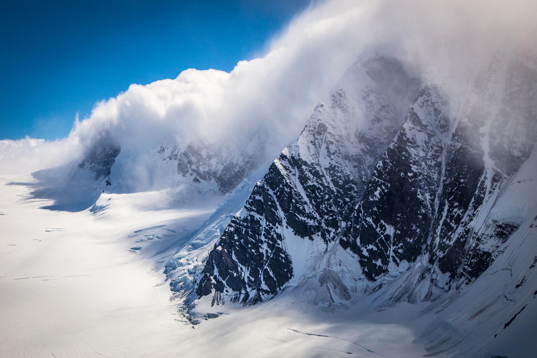 Glaciers & Peaks