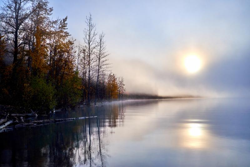 Eklutna Sunrise