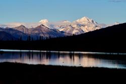 Knob Lake Sunrise
