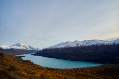 Eklutna Lake Overlook