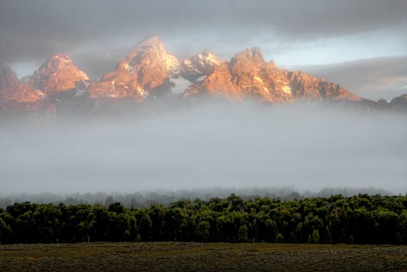 Tetons Inversion