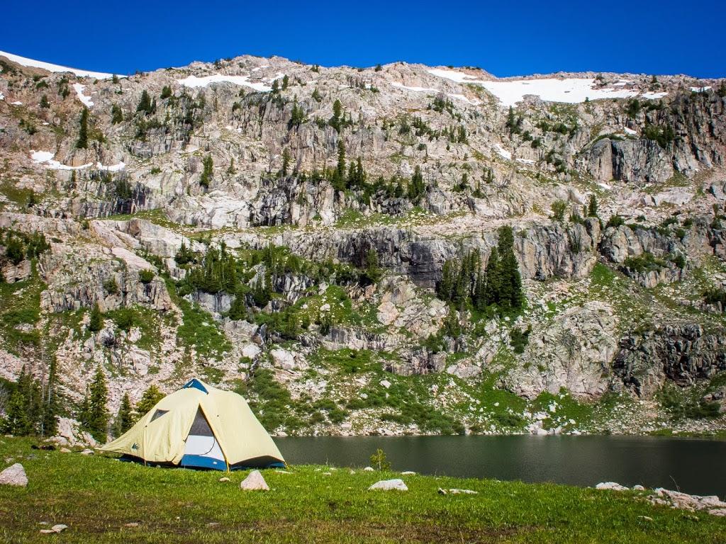 Backpacking Shoal Falls Loop – Day 2